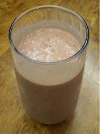 Easy Homemade Fruit Smoothie