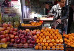 Pomegranate Orange Smoothie Recipe
