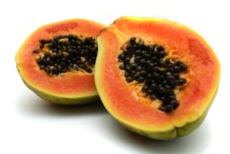 papaya - a delicious and healthy tropical fruit!